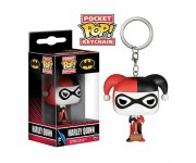 Harley Quinn Key Chain из вселенной Batman
