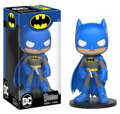 Бэтмен в синем костюме (Batman Blue Suit Wobblers) из комиксов ДС комикс