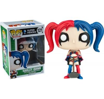 Харли Квинн с молотом (Harley Quinn with Mallet Red-Blue (Эксклюзив)) из комиксов DC Comics