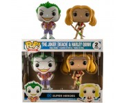 Joker and Harley Quinn Beach 2-pack (Эксклюзив) из комиксов DC Comics