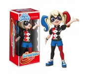 Harley Quinn Classic Rock Candy из сериала DC Super Hero Girls