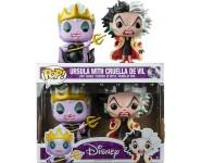 Ursula and Cruella De Vil 2-pack (Эксклюзив) из серии Disney Villains
