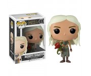Daenerys Targaryen with Dragon из сериала Game of Thrones