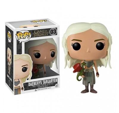Дейенерис Таргариен с Драконом (Daenerys Targaryen with Dragon) из сериала Игра престолов