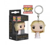 Daenerys Targaryen Keychain из сериала Game of Thrones HBO