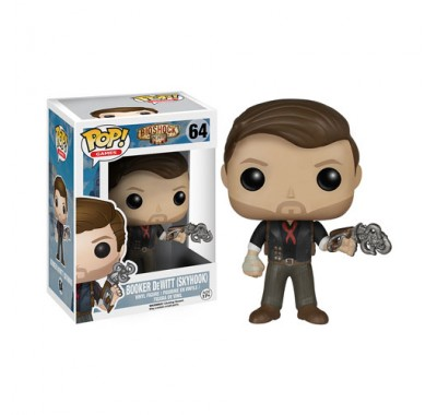 Booker DeWitt Skyhook из игры BioShock Infinite