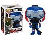 Space Marine American hero (Эксклюзив) из игры Doom