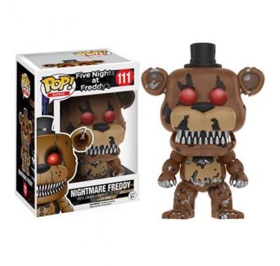Фредди Кошмарный (Freddy Nightmare) из игры Пять ночей с Фредди