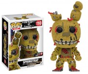 Springtrap Flocked (Эксклюзив) из игры Five Nights at Freddy's