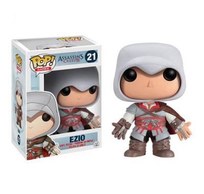 Эцио (Ezio) из игры Кредо Ассасина