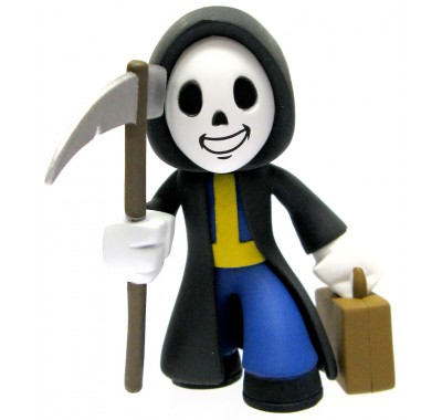 Grim Reapers Sprint (1/12) minis из игры Fallout