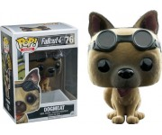 Dogmeat flocked из игры Fallout 4