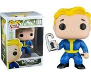 Vault Boy Locksmith Perk (Эксклюзив) из игры Fallout