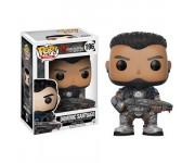Dominic Santiago из игры Gears of War