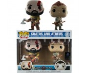 Kratos Armored and Atreus 2-pack (Эксклюзив) из игры God of War