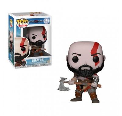 Кратос с Топором (Kratos with Axe) из игры Бог войны