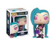 Jinx из игры League of Legends