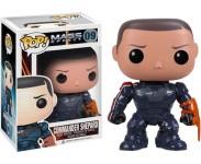 Commander Shepard VAULTED из игры Mass Effect