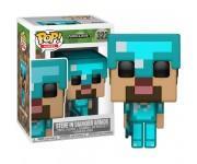 Steve in Diamond Armor (Эксклюзив) из игры Minecraft