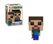 Steve из игры Minecraft