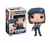 Jill Valentine из игры Resident Evil