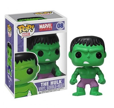 Hulk из вселенной Marvel