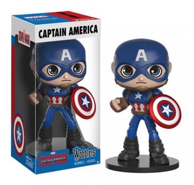 Капитан Америка (Captain America Wobblers) из фильма Первый мститель: Противостояние