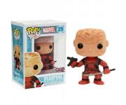 Deadpool Maskless Red Suit (Эксклюзив) из комиксов Marvel