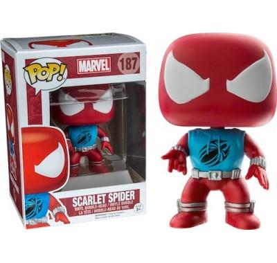 Алый паук (Scarlet Spider (Эксклюзив)) из комиксов Марвел