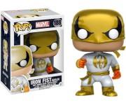 Iron Fist Gold (Эксклюзив) из комиксов Marvel