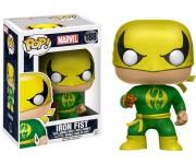 Iron Fist (Эксклюзив) из комиксов Marvel