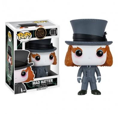 Mad Hatter из киноленты Alice Through the Looking Glass Funko POP