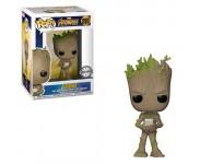 Groot Teen with Video Game (Эксклюзив) из фильма Avengers: Infinity War