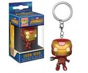 Iron Man Keychain из фильма Avengers: Infinity War