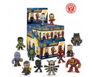 Box mystery minis из фильма Avengers: Infinity War