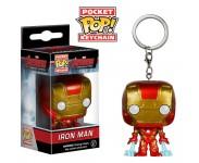 Iron Man keychain из фильма Avengers: Age of Ultron