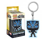 Black Panther GitD Keychain из фильма Black Panther Marvel