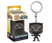 Black Panther Keychain из фильма Black Panther Marvel