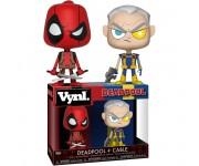 Deadpool and Cable Vynl. из комиксов Deadpool