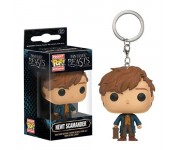 Newt Scamander keychain из фильма Fantastic Beasts and Where to Find Them