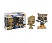 Groot and Rocket 2-pack (Эксклюзив) из фильма Guardians of the Galaxy Vol. 2 Marvel
