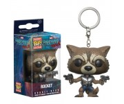 Rocket Raccoon Key Chain из фильма Guardians of the Galaxy Vol. 2