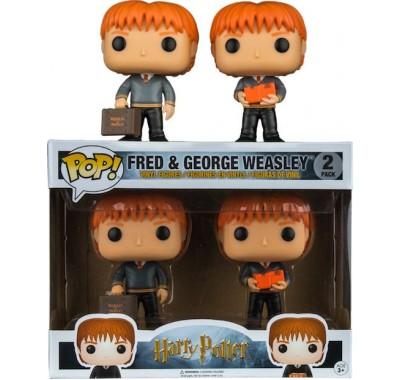 Фред и Джордж Уизли (Fred and George Weasley 2-pack (Эксклюзив)) из фильма Гарри Поттер