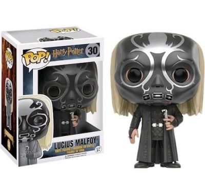 Люциус Малфой в маске пожирателя смерти (Lucius Malfoy as Death Eater (Эксклюзив)) из фильма Гарри Поттер