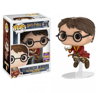 Гарри Поттер на Метле (Harry Potter on Broom SDCC 2017 (Эксклюзив)) из фильма Гарри Поттер DAMAGE TOY