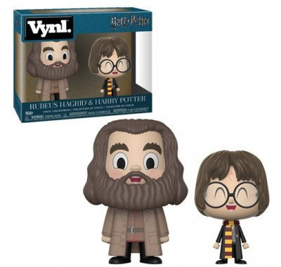 Гарри Поттер и Хагрид Винл. (Harry Potter and Hagrid Vynl.) из фильма Гарри Поттер