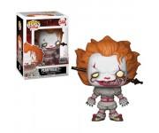 Pennywise Clown with crowbar (Эксклюзив) из фильма IT Stephen King