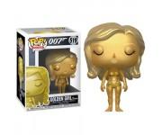Golden Girl из фильма James Bond: Goldfinger