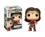 Wonder Woman with Mother Box (Эксклюзив) из фильма Justice League DC Comics