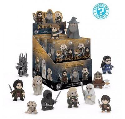 Властелин колец коробочка мистери минис (The Lord of the Rings box mystery minis) из фильма Властелин колец